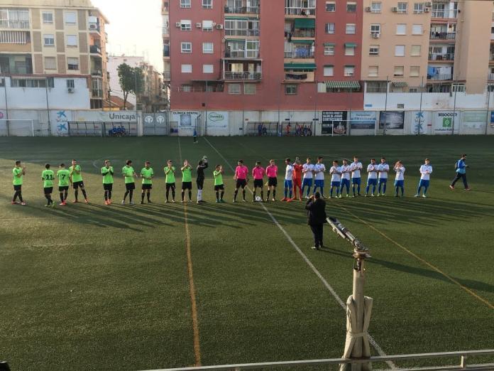 El Vélez resucita en El Palo (2-4)