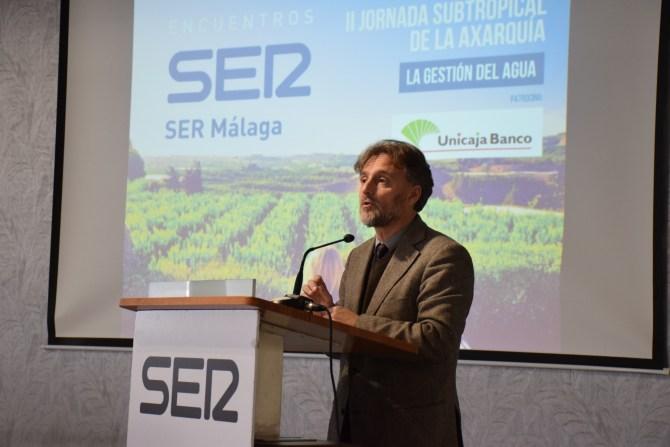 Fiscal recuerda que la sostenibilidad del cultivos subtropicales en Anda-lucía pasa por adaptarse a la disponibilidad de recursos.