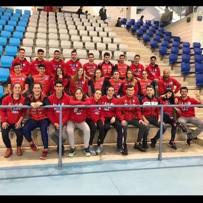 El atletismo veleño, cuarto de Andalucía Femenino y quinto Masculino