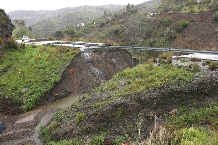 La Junta destina 62 millones de euros a la mejora de carreteras en la provincia de Málaga