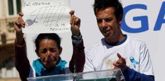 """Los padres de Gabriel han propuesto un """"gesto simbólico"""" a quienes no puedan asistir a la concentración de apoyo a la familia y quieran mostrar su solidaridad."""