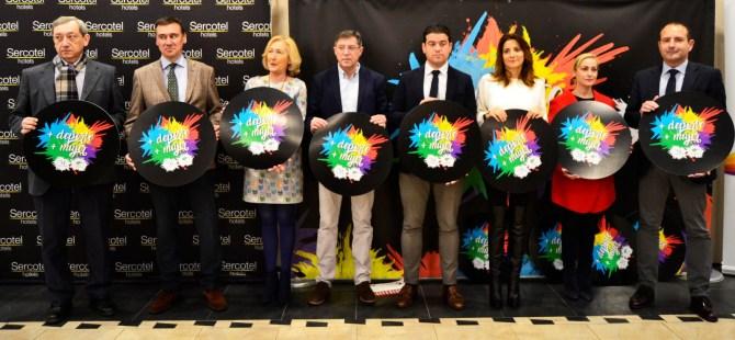 La Diputación invita a los medios de comunicación a dar mayor visibilidad a la mujer en la información deportiva