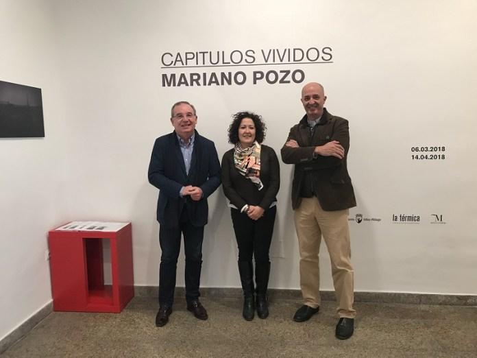'Capítulos vividos', de Mariano Pozo, llega a Vélez-Málaga de la mano de La Térmica en la provincia