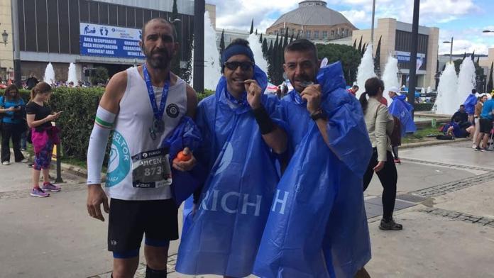 El Club Atletismo Rubeltor, presente en Torrox y en la Maratón de Barcelona