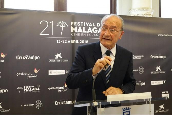 Festival de Málaga presenta los contenidos de su 21 edición, del 13 al 22 de abril de 2018