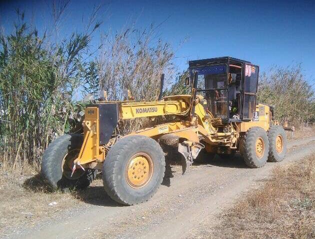 IU solicita un plan extraordinario para la conservación y mejora de los caminos rurales en todo el término municipal de Vélez-Málaga