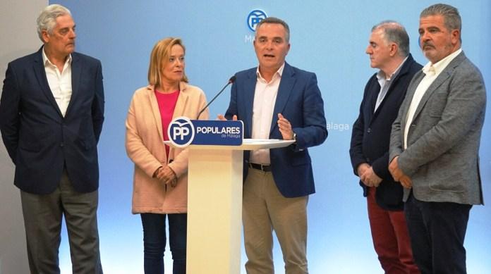 El PP llevará al Parlamento el recorte de la Junta a las inversiones en puertos públicos