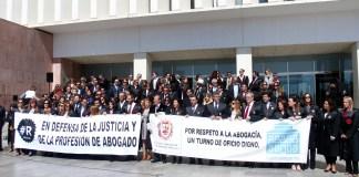 El Colegio de Abogados de Málaga ha presentado ya el recurso contencioso-administrativo contra la Orden de Justicia Gratuita de la Junta