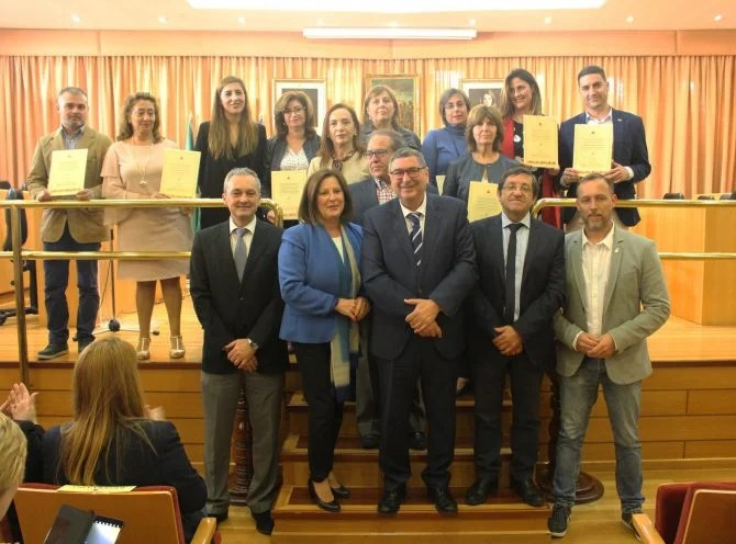 Vélez-Málaga recibe, por segundo año consecutivo, el premio a la 'Excelencia en Inversión Social'