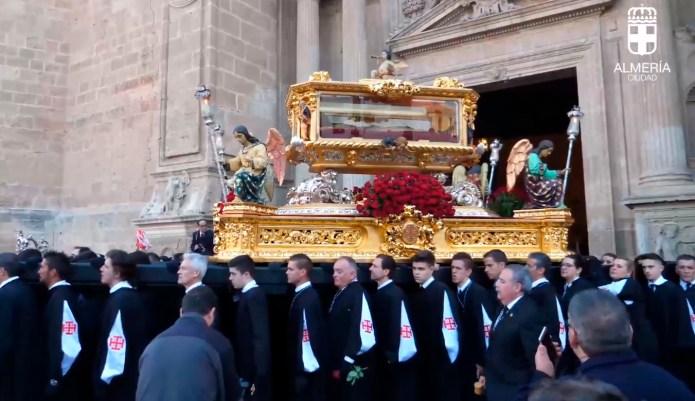 La Semana Santa de Andalucía rinde homenaje al pequeño Gabriel Cruz