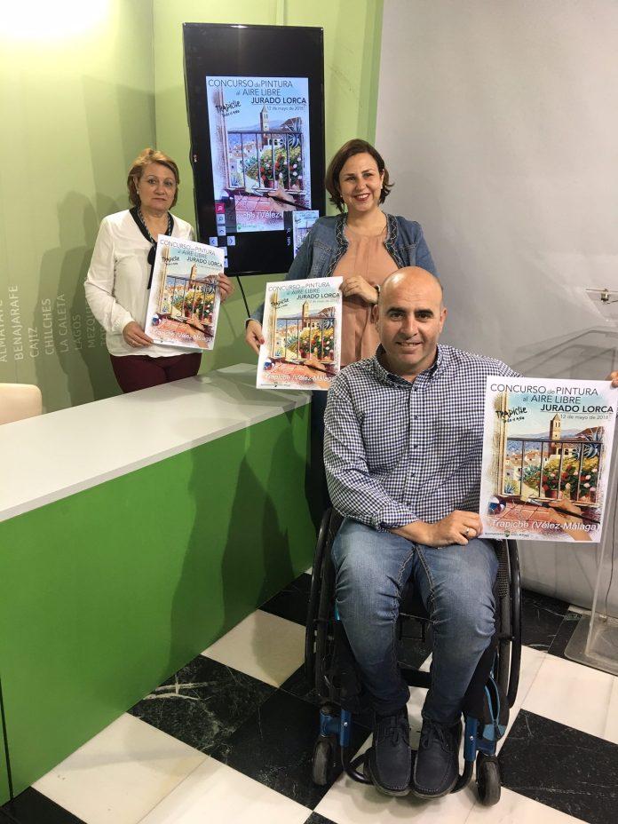 Presentada una nueva edición del Concurso de Pintura al Aire Libre en homenaje al pintor Juan Jurado Lorca en El Trapiche
