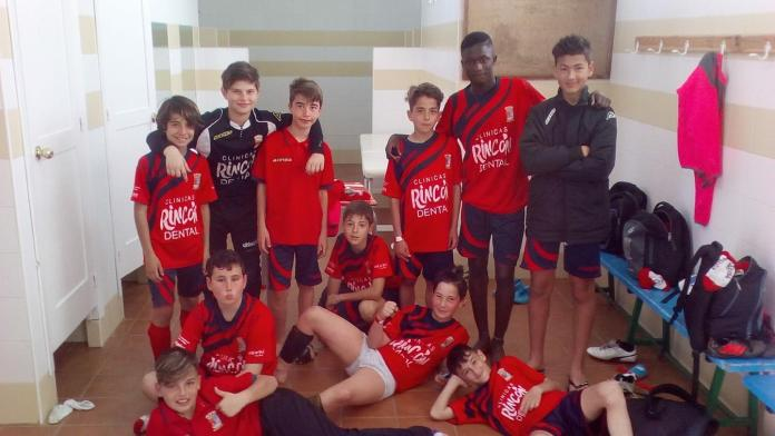 La Escuela de Fútbol de Torre del Mar, Campeón Plata de la II Gañafote Cup