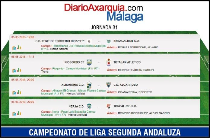 Seis equipos se juegan una plaza de ascenso a Primera Andaluza
