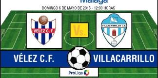 El Vélez Club de Fútbol despide la temporada en Tercera División en casa.