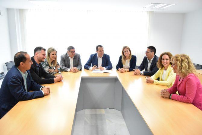 El PSOE exige al Gobierno un Grupo ROCA de la Guardia Civil en la Axarquía para combatir los robos en el campo