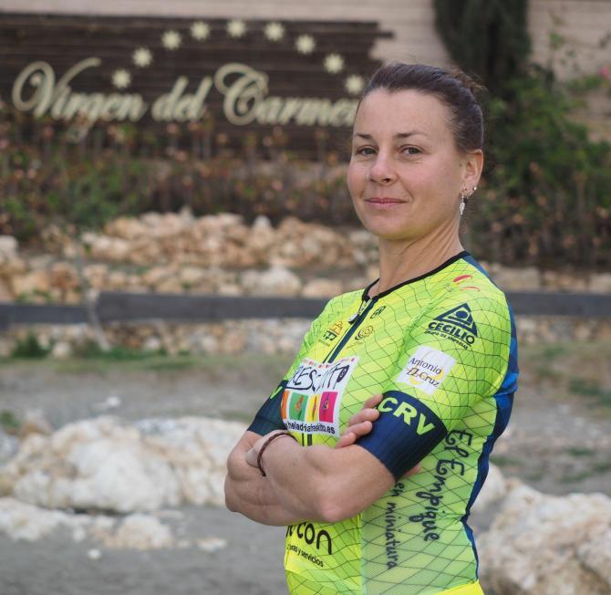 Desirée Baglietto Bernal  ha participado en la categoría Master 40 femenino y pertenece al Club Ciclista Rincón de la Victoria.