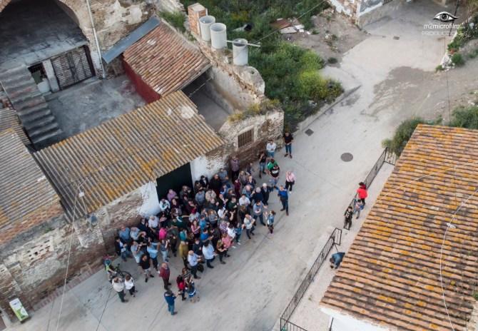 Carta fundacional de la asociación 'Amigos de San Sebastián' de Vélez-Málaga