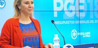 La diputada nacional por el PP de Málaga Carolina España ha destacado hoy que la bajada del IRPF que se contempla en los Presupuestos Generales del Estado para 2018 va a beneficiar a un total de 135.000 malagueños y se va a traducir en sesenta millones de euros de ahorro.