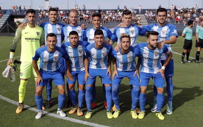 El Malagueño buscará subir a la categoría de bronce del fútbol español frente al Yeclano, en el primer enfrentamiento histórico contra un equipo murciano del filial blanquiazul en una fase de ascenso.