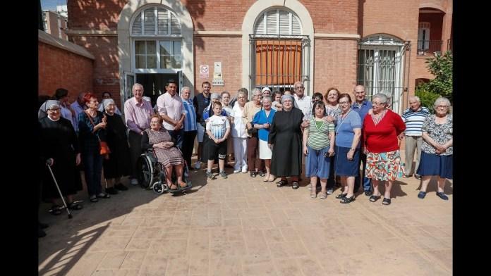 La Fundación MCF visita a las Hermanitas de los Pobres