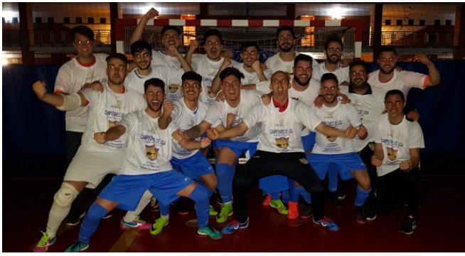 El Moclinejo Fútbol-Sala, en Tercera División