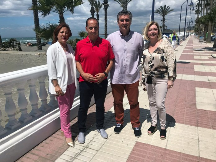 El PP recorta un 62% la financiación procedente del remanente de Diputación a Torrox