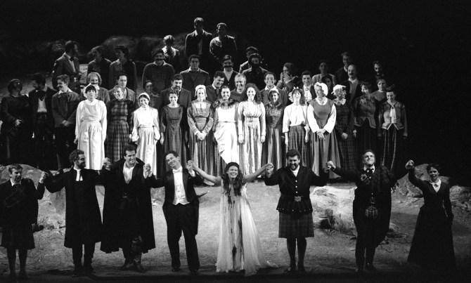 La 30 Temporada Lírica del Teatro Cervantes recupera a Carlos Álvarez y Ainhoa Arteta en un cartel con tres obras maestras de Verdi