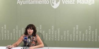 La concejala del consistorio veleño, María José Roberto, expondrá en Lima la experiencia de Desarrollo Urbano Sostenible de Vélez-Málaga como representante de España.