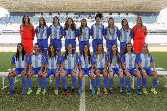 El filial del Málaga Femenino, a un paso del objetivo