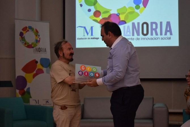 La Diputación entrega el Premio Provincial de Solidaridad Internacional y Derechos Humanos 2017 a la Asociación Andaluza por la Solidaridad y la Paz