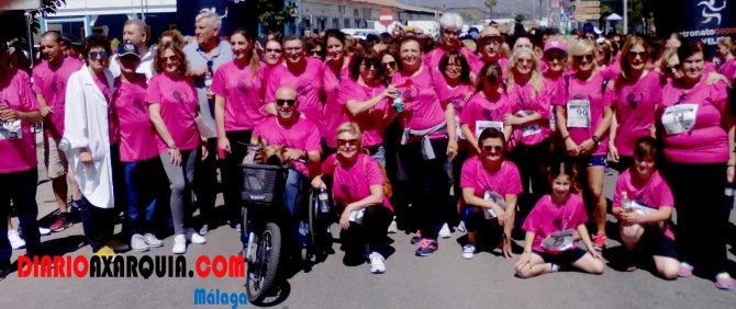 Coincidiendo con la VII Carrera de Esperanza también se ha celebrado la XXV Carrera urbana de Vélez-Málaga.