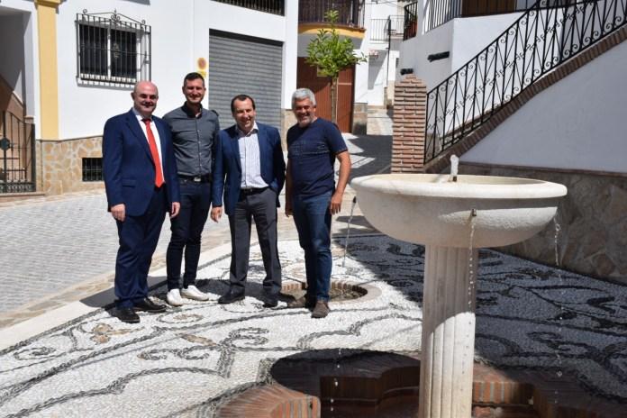 La Junta ha destinado cerca de 1.600.000 euros al Programa de Fomento de Empleo Agrario en la comarca de la Axarquía