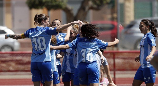 Los rivales del Málaga Femenino en su primer año en la élite
