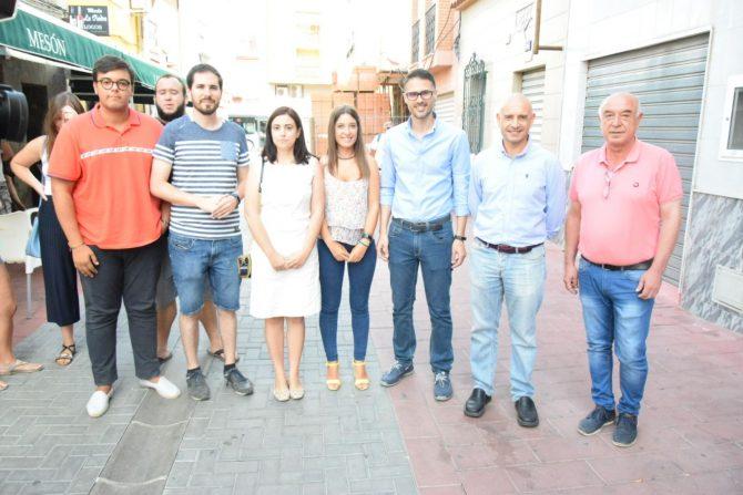 El PSOE-A destaca el compromiso de Susana Díaz con la generación de empleo de calidad para los jóvenes