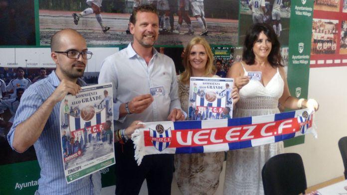 El Vélez C.F. elimina  el Abono de Señora «para que no existan controversias de género» y apuesta por las mujeres en su nueva Junta Directiva