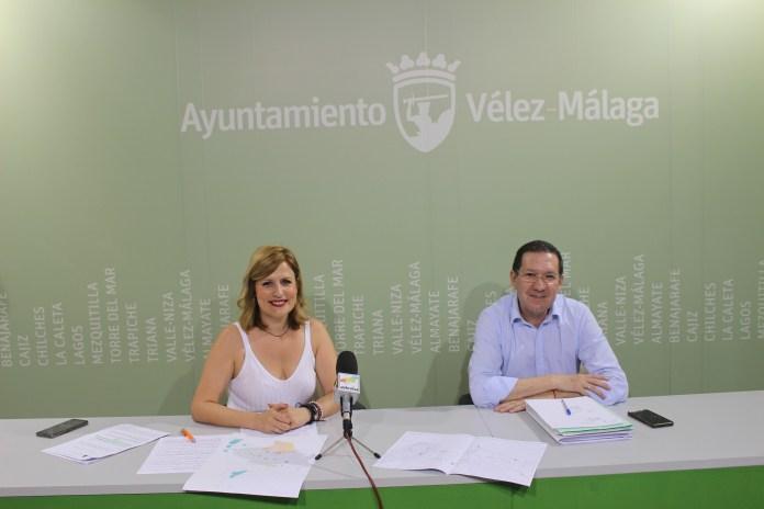 Vélez-Málaga cuenta con más de 400 plazas de aparcamiento de cara a la peatonalización del centro