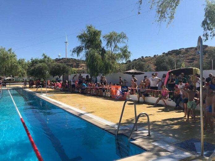 Celebrada en Frigiliana la primera jornada del XXXIII Circuito Provincial de Natación