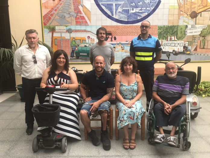 Jesús Romero, embajador del deporte veleño en el Mundial de Hamburgo de baloncesto silla de ruedas