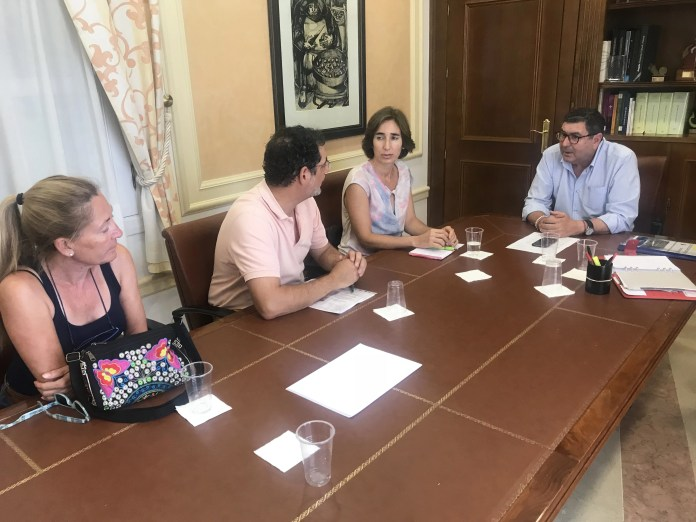 Continúan los avances en la Senda Litoral de Vélez-Málaga