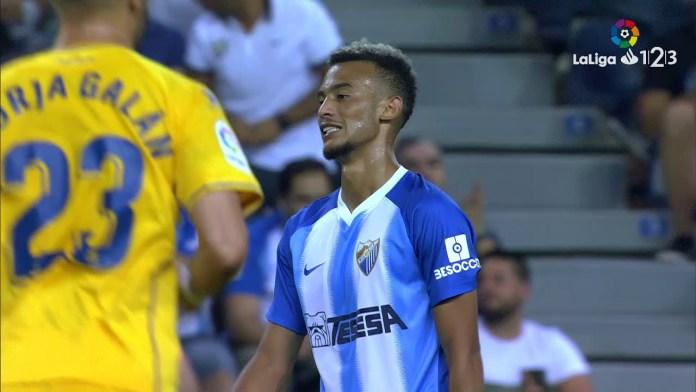 El Málaga CF vence a la AD Alcorcón