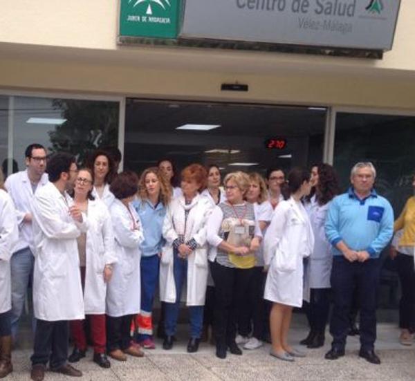 Agresión a un médico en el Centro de Salud de Vélez Norte