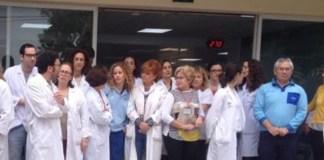 El pasado mes de abril, El Sindicato Médico de Málaga denunció la agresión a una enfermera y una médica también en Vélez-Málaga.