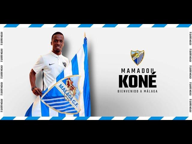 Mamadou Koné jugará cedido por el CD Leganés en el Málaga CF