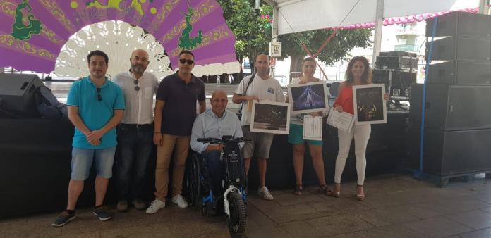 Rocío Núñez Marfil se alza con el primer premio del concurso de fotografía 'Enfoca tu mirada' de la Real Feria de San Miguel 2018