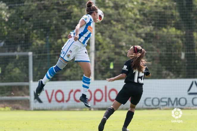 El Málaga CF Femenino cae en Zubieta ante la Real Sociedad (3-0)