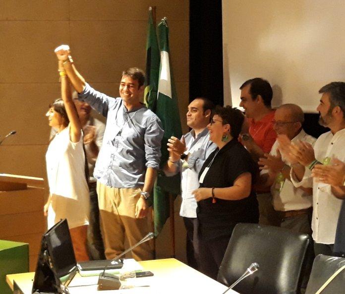 AxSí impulsa su compromiso para transformar Andalucía con Joaquín Bellido como candidato a la Presidencia de la Junta