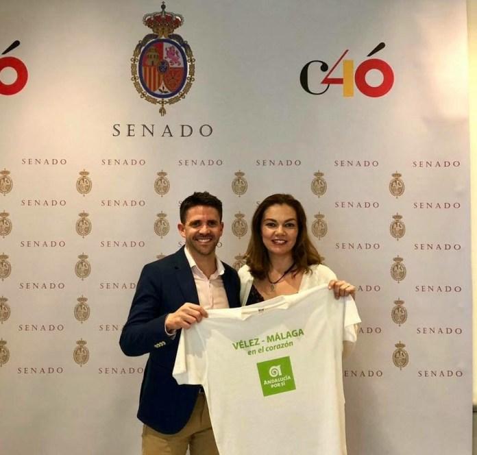 La senadora de Nueva Canarias, María José López, asistirá al acto de presentación oficial de José Pino