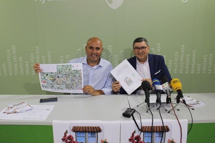 Moreno Ferrer refuerza las medidas de seguridad de cara a la Feria de San Miguel de Vélez-Málaga