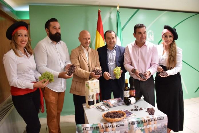 Se celebra el próximo domingo, 16 de septiembre, la primera edición que tiene lugar tras la declaración de la uva pasa moscatel como patrimonio mundial agrícola por la FAO.