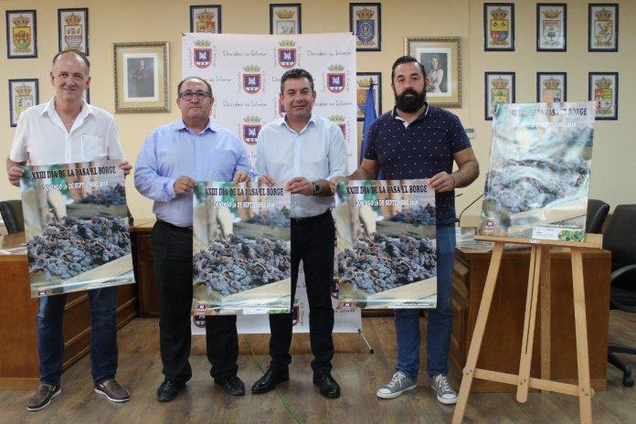 Más de 10.000 personas se darán cita en El Borge en la XXIII edición del Día de la Pasa, el único cultivo de Europa declarado Sipam